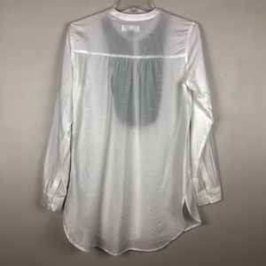 Old Navy Tops - Old Navy Womens Tunic Black White Small NWOT